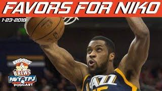 PrimeTime Trade: NBA Before Deadline Pt. 1 | Hoops & Brews