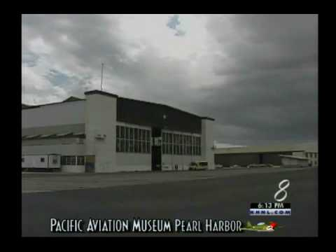 Pavific Aviation Museum Pearl Harbor Hawaii