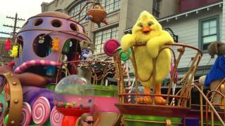 Universal  Studio Parade   - Starring Despicable Me, SpongeBob, Dora, Big Bird and Hop