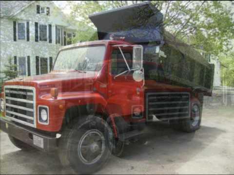 1984 International S1900 DT466 10 Foot Dump Truck YouTube – International S1900 Wiring Diagram
