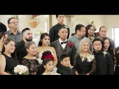 Chelsey & Tomas Wedding on Guam