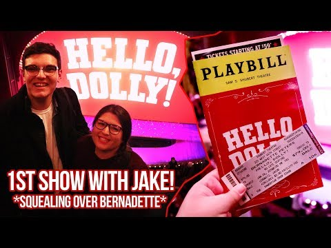 HELLO, DOLLY! with Bernadette Peters(!!!) 💃🏻 REVIEW (Rukaya Cesar)