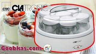 йогуртница Clatronic JM 3344