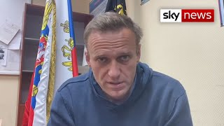 Alexei navalny, a staunch critic of russia's president putin, was attacked with nerve agent in russia. now, he has been detained for 30 days on his return ...