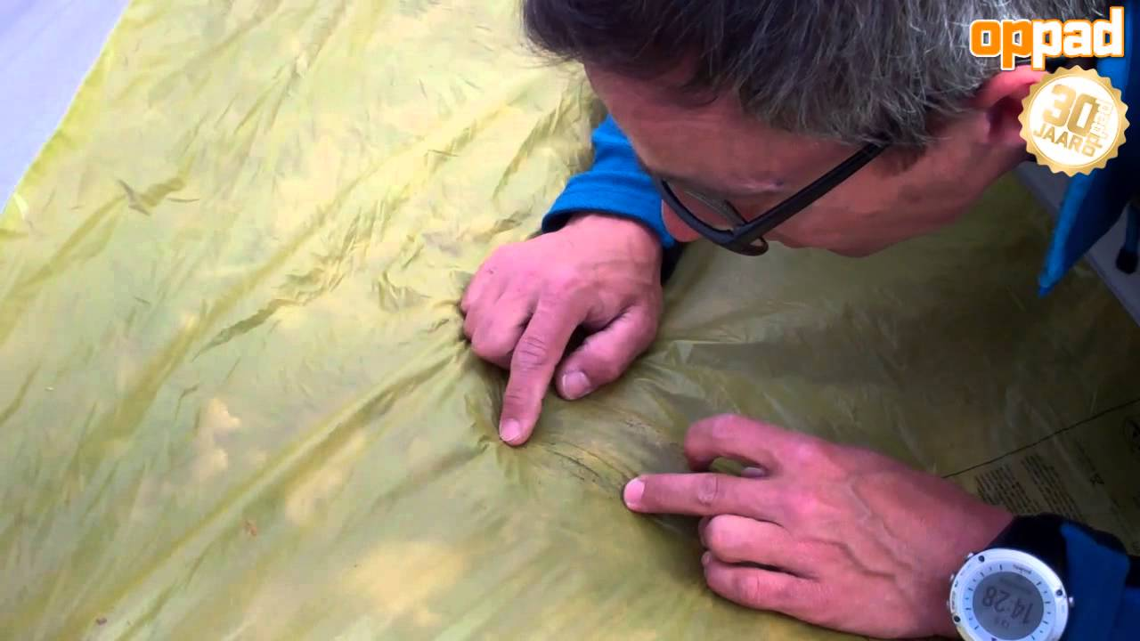Test Sea to Summit Specialist Solo Tent 2013 & Test Sea to Summit Specialist Solo Tent 2013 - YouTube