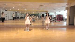 Mr. Chu / A-pink (kids Kpop Classes By I Love Dance)
