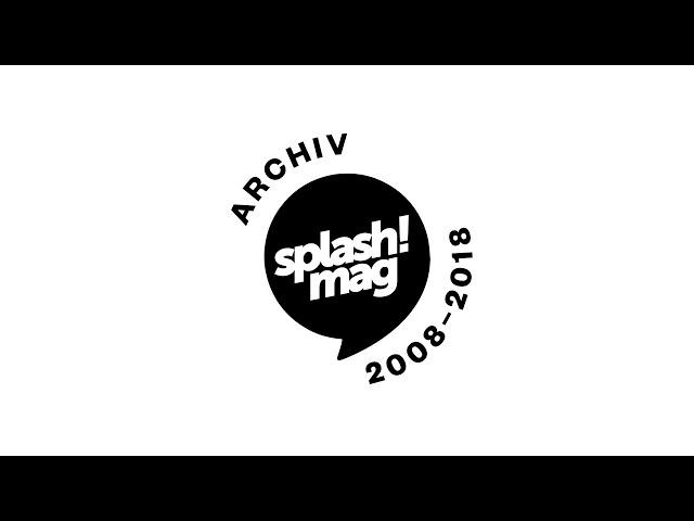 splash! 17: Edgar Wasser & Fatoni rappen auf der Straße (prod. Tribes Of Jizu) (splash! Mag TV)