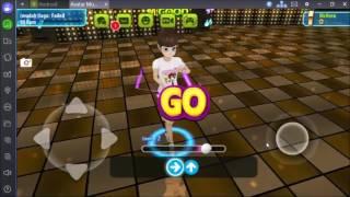 Tutorial Main Avatar Musik Indonesia di Bluestacks [Dance Key setting]