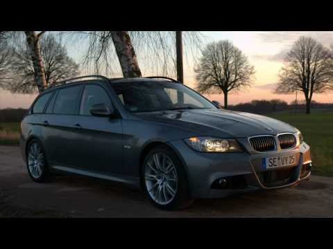 ...got A Great Thing Here - BMW 335d Touring