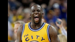 How Valuable Is Draymond Green To The Warriors?   2019 Highlights Mix