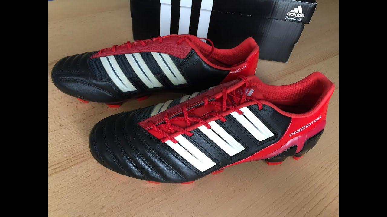 huge discount 2e149 aaf6e Adidas adiPower Predator 2011 - Classic Unboxing