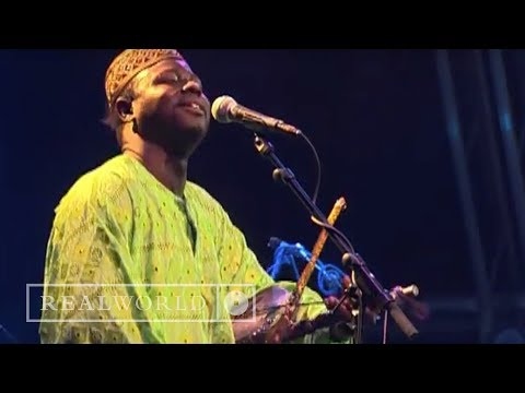 Justin Adams & Juldeh Camara - Madam Mariama (live)