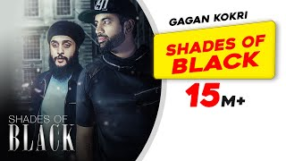 Shades of Black | Official Video | Gagan Kokri ft Fateh  | Heartbeat | New Video Song