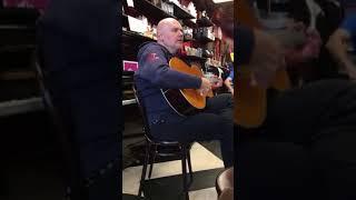William Patrick Corgan-  Aeronaut (Acoustic)