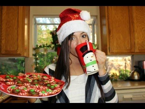 Peppermint Hot Cocoa & Pretzel M&M Kisses Recipe!