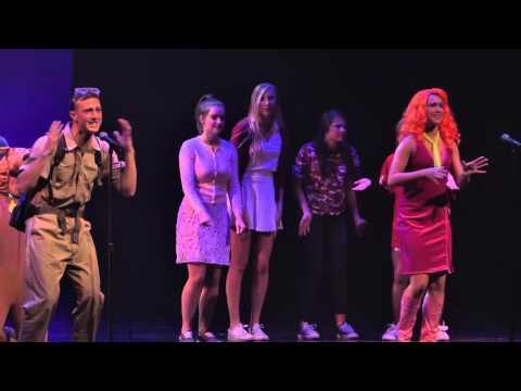 Humorology 2015 - Gamma Phi Beta & Phi Gamma Delta