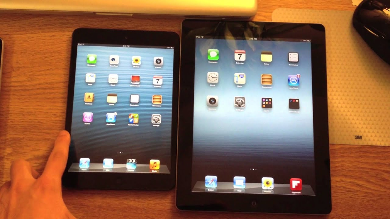 Apple Ipad Vs Kindle: Kindle Paperwhite Vs. Nexus 7 Vs. IPad Mini Vs. IPad 3rd