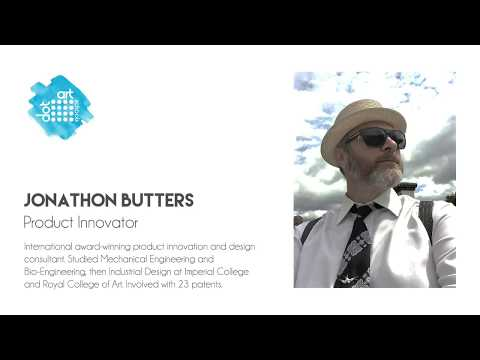 dot art Schools / Tate Exchange / Jonathan Butters Talk