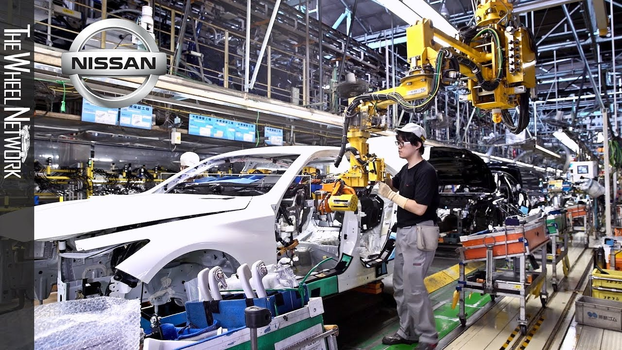 Nissan Intelligent Factory in Tochigi | Japanese Car Manufacturing ...