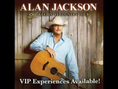 Alan Jackson - She Likes It Too