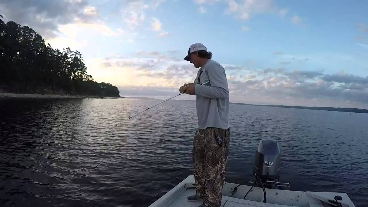 Toledo bend fall fishing trip youtube for Toledo bend fishing report