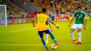 Jo Goal (Brazil 2-0 Mexico) 19.06.2013