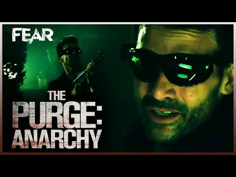 The Hunting Grounds | The Purge: Anarchy