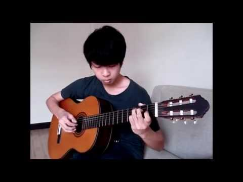老鼠愛大米(Lao Shu Ai Da Mi)[Mouse love rice] Guitar Fingerstyle - Golf Dechawat