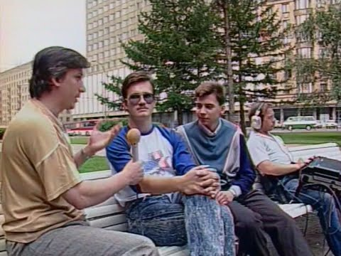Смотреть До 16 и старше (ЦТ СССР, 1988) Фарцовщики онлайн