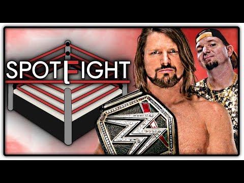 Pläne für AJ Styles vs. Brock Lesnar! Ellsworth Ende bei WWE! (Wrestling News Deutschland)