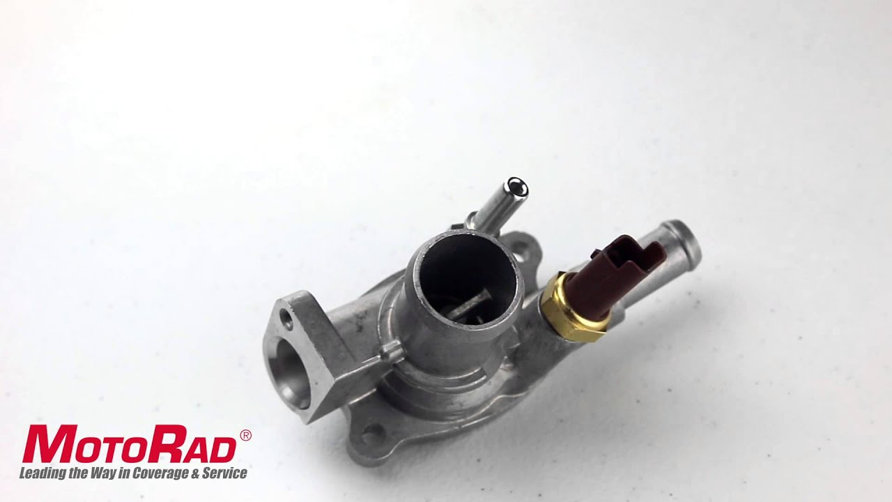 Engine Coolant Thermostat-Standard Coolant Thermostat Motorad 737-180