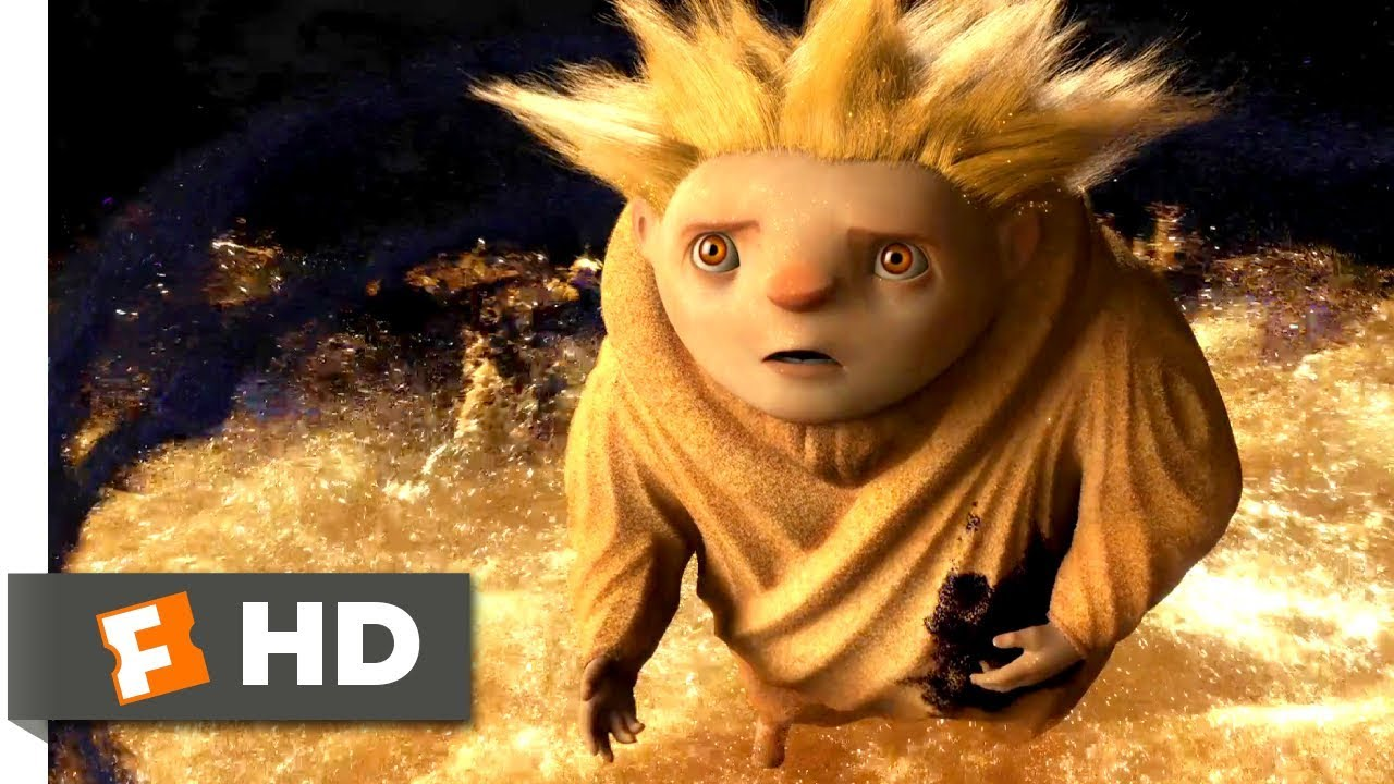 Download Rise of the Guardians (2012) - The Sandman vs. Pitch Scene (4/10)   Movieclips