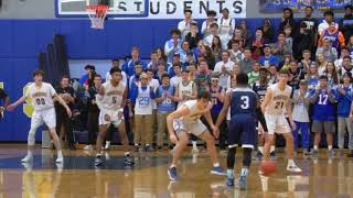 Highlights: Irondequoit vs. Gates-Chili Section V Basketball