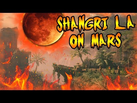 Is SHANGRI LA On Mars! SECRETS OF SAMANTHA IN THE MOUNTAINS! Black Ops 3 Zombies Easter Egg