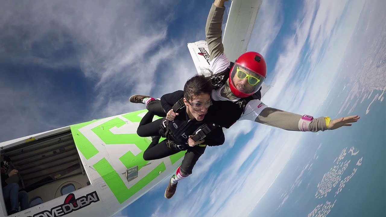 Special Offer: Skydive Dubai's Palm DZ welcomes back UAE