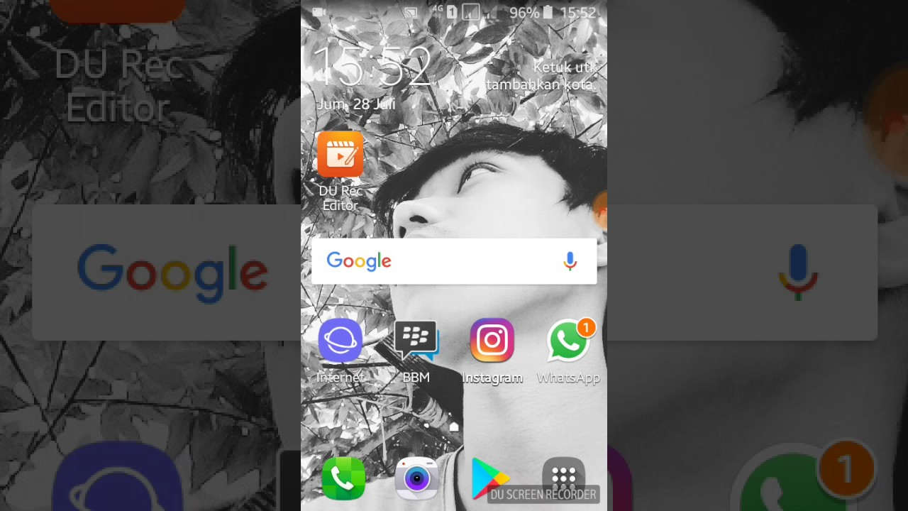 Cara Lock sinyal 4G samsung j1 ace - YouTube