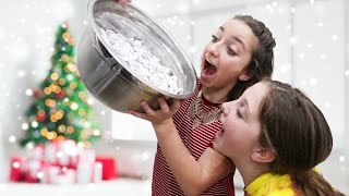 Our Favorite Christmas Treat! | 12 Days of Vlogmas {Day 5} | Brooklyn and Bailey