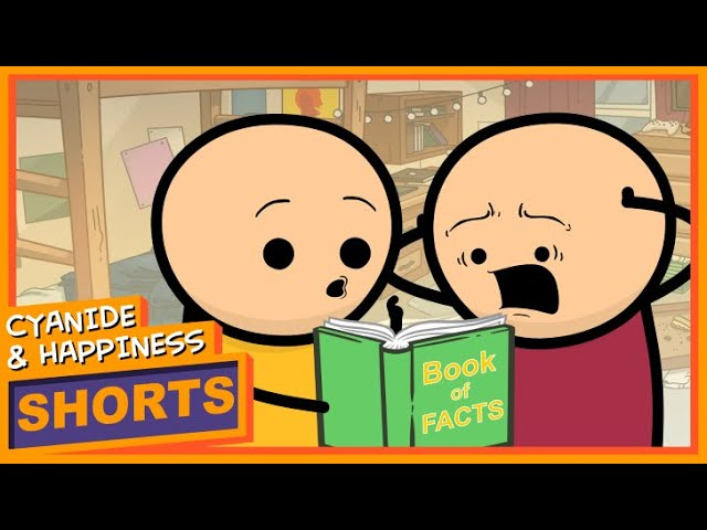 The Bet - Cyanide & Happiness Shorts