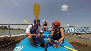 Riversport: It's hot...come on down to the River