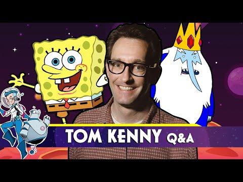 Tom Kenny Q&A