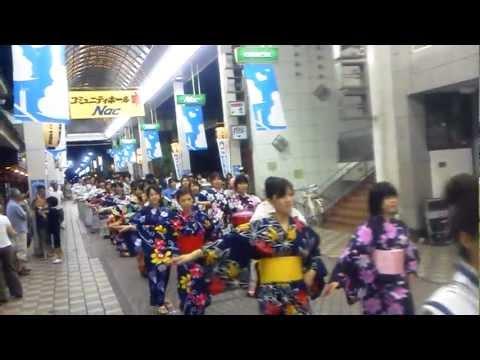 山口祇園祭り 市民総踊り②