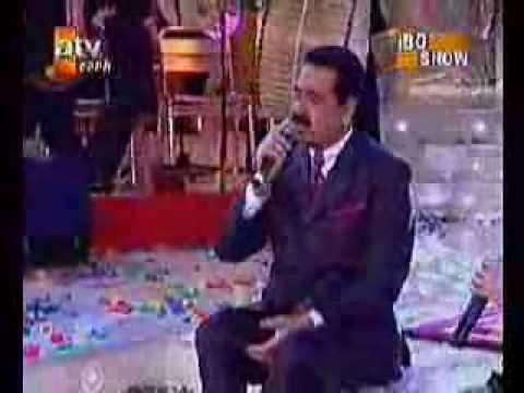 Ibrahim Tatlises Basima vurdunda deli ettin beni uzun hava
