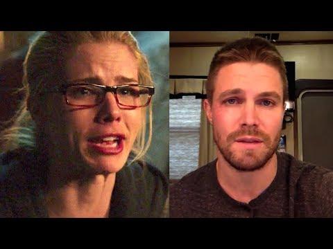 ARROW: Emily Bett Rickards Exit & Stephen Amell Reaction Mp3