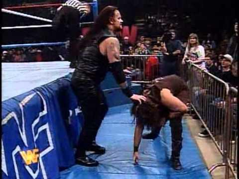 1996.12.09 WWF Monday Night RAW No Holds Barred Match Mankind Vs The Undertaker