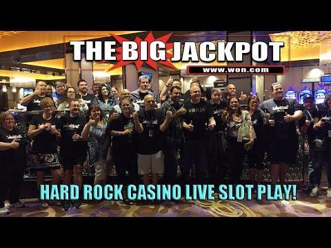 🔴Hard Rock Casino Live Slot Play💣