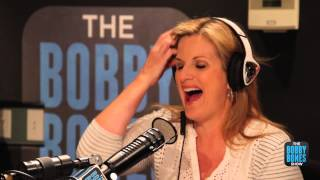 Trisha Yearwood On The Bobby Bones Show