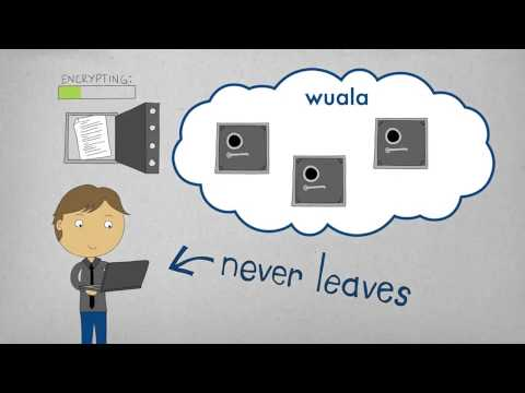 Wuala by LaCie Offers Secure Cloud Storage.