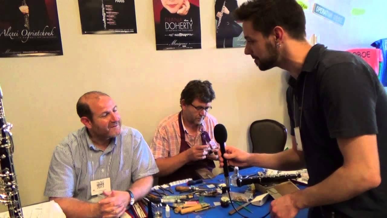 IDRS 2013 Interview - Marigaux