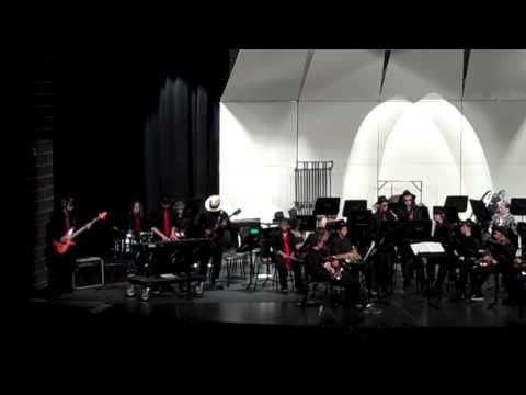 Carmody Middle School-Black Magic Woman