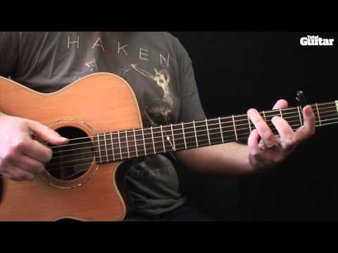 Guitar Lesson: Learn how to play Tracy Chapman - Fast Car